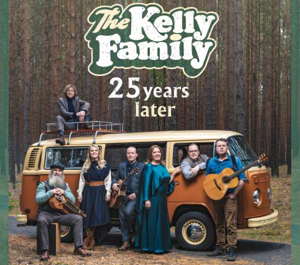 The Kelly Family: 25 Years Later [**]