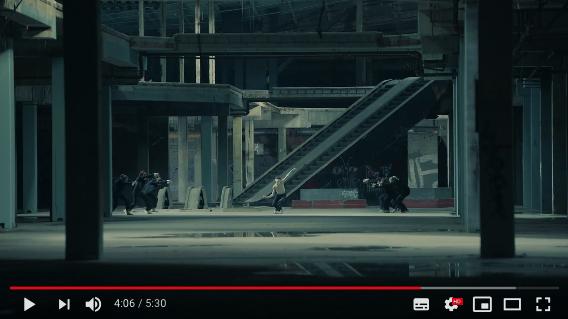 Black Swan – Ballett und Pop mit BTS