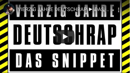 Deutsche Hiphop-Geschichte in einem 7:30-Video