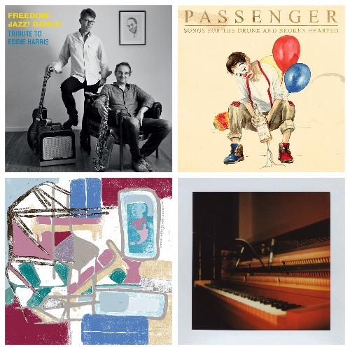 Neue Alben vom 25.12., 1.1. und 8.1.